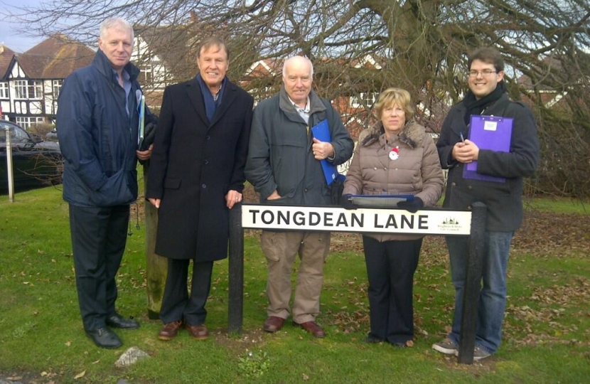 Withdean canvass
