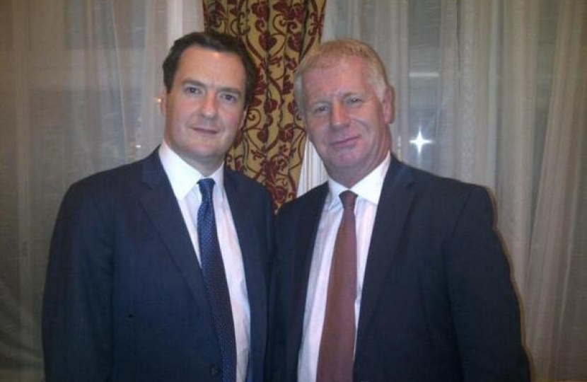 Clarence and George Osborne CPC
